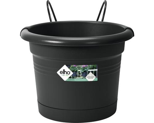 Självvattnande ampel ELHO Allin1 plast Ø21x14cm svart