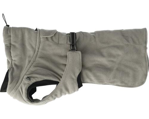 Hundtäcke DOGMAN Dezzi fleece 55cm grå