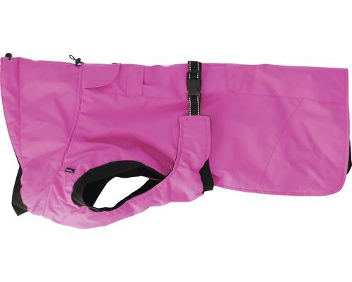 Hundtäcke DOGMAN Isa vinter 20cm rosa
