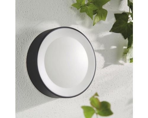 Vägglampa PHILIPS HUE Daylo 15W 1050lm white och color ambiance svart