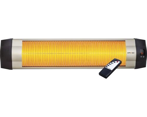 Infravärme OPRANIC Nova med fjärrkontroll 1200-2300W