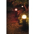 Pollare PHILIPS Hue Calla utökning White & Color Ambiance 8W 600lm h400mm svart - kompatibel med SMART HOME by hornbach