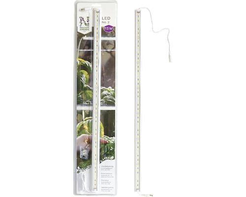 Växtbelysning NELSON GARDEN LED No.2 utan adapter 60cm 15W