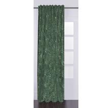 Gardin SOLEVITO Palm grön140x280cm