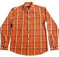 Skjorta DEPALMA Rancher orange strl. XL