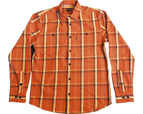 Skjorta DEPALMA Rancher orange strl. L