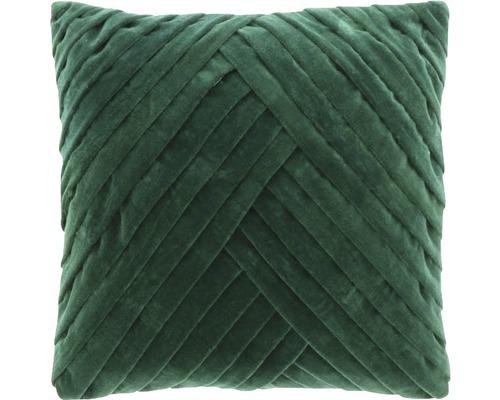Kudde Isak 45x45cm mörkgrön