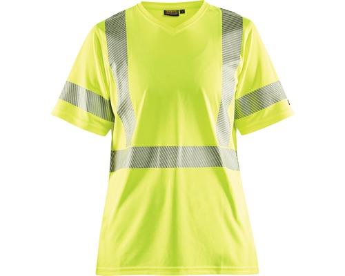 Varsel-t-shirt BLÅKLÄDER varselgul M