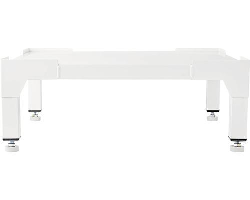 Förhöjningssockel 20 cm vit