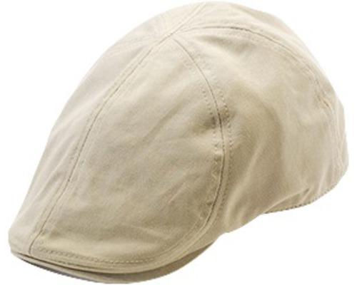 Flat cap Desmond Duckbill khaki S/M