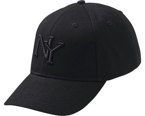 Keps New York H svart/svart OneSize