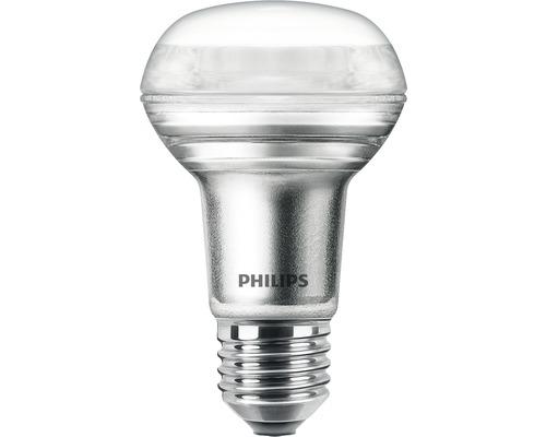 Ljuskälla PHILIPS LED classic R63 klar E27/3W(40W) 210lm 2700K