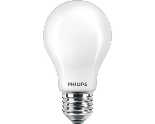 Ljuskälla PHILIPS LED classic A60 matt E27/7W(60W) 806lm 2700K