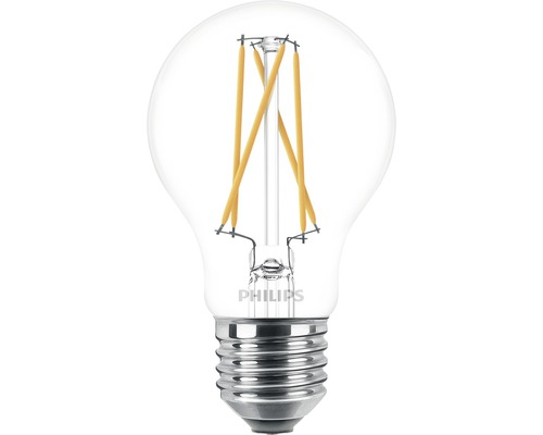 Ljuskälla PHILIPS LED classic 5W A60 E27 CL dimbar
