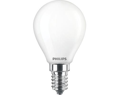Ljuskälla PHILIPS LED classic P45 matt E14/2,2W(25W) 250lm 2700K