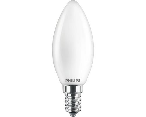 Ljuskälla PHILIPS LED classic B35 matt E14/2,2W(25W) 250lm 2700K