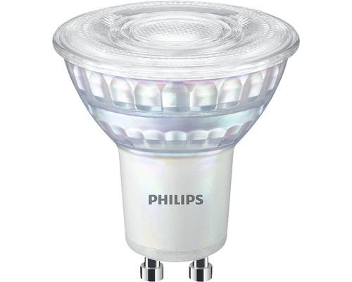 Ljuskälla PHILIPS LED classic dimbar PAR16 GU10/6,2W(80W) 575lm 2200K + 2700K