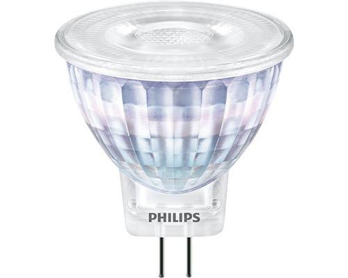 Ljuskälla PHILIPS LED classic MR11 GU4/2,3W(20W) 184lm 2700K