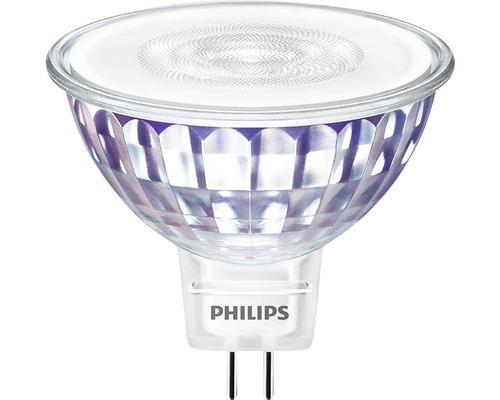 Ljuskälla PHILIPS LED classic dimbar MR16 GU5.3/5W(35W) 345lm 2200K + 2700K