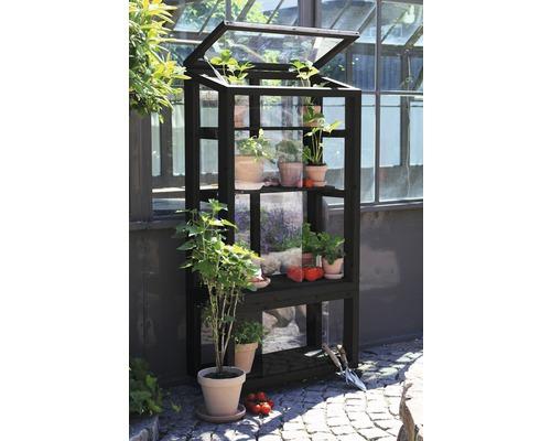 Växthus Estwood City Greenhouse 189x79x39cm