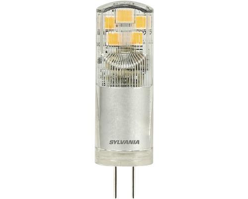Ljuskälla SYLVANIA LED klar G4/3W(30W) 300lm 6500K 12V