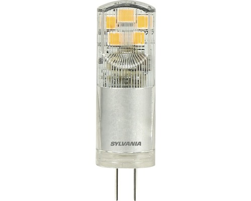 Ljuskälla SYLVANIA LED klar G4/3W(30W) 300lm 4000K 12V