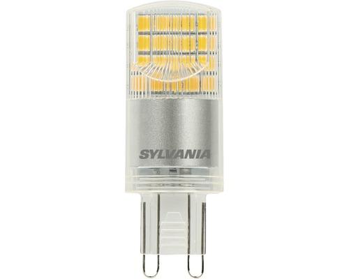 Ljuskälla SYLVANIA LED klar G9/4W(40W) 350lm 6500K dimbar
