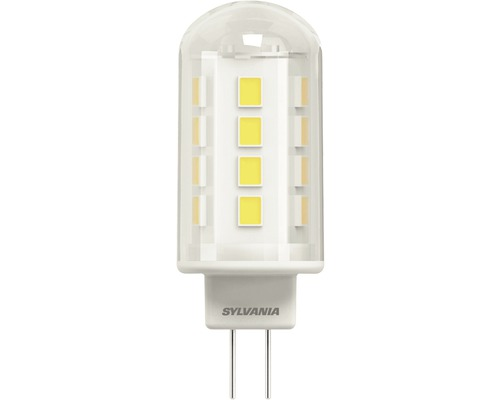 Ljuskälla SYLVANIA LED klar G4/3W(30W) 200lm 6500K 12V