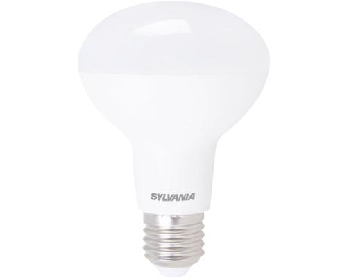 Reflektorlampa SYLVANIA LED R80 klar E27/9W(90W) 806lm 4000K