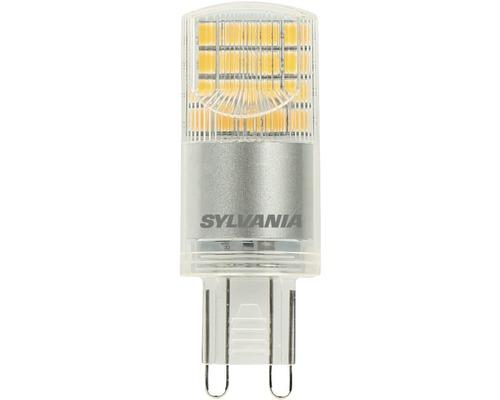 Ljuskälla SYLVANIA LED klar G9/4W(40W) 350lm 4000K dimbar