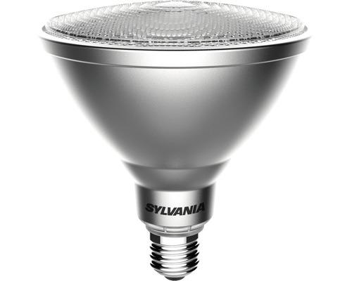 Reflektorlampa SYLVANIA LED PAR38 klar E27/15W(150W) 1200lm 3000K neutralvit dimbar IP65