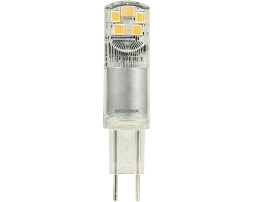 Ljuskälla SYLVANIA LED klar GY6.35/3W(30W) 300lm 6500K