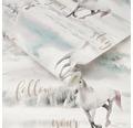 Papperstapet FRESCO enhörning dreamland 106941