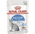 Kattmat ROYAL CANIN Indoor Sterilised i gelé 1-pack 12x85 g