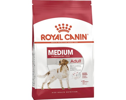 Hundmat ROYAL CANIN Medium Adult 15kg