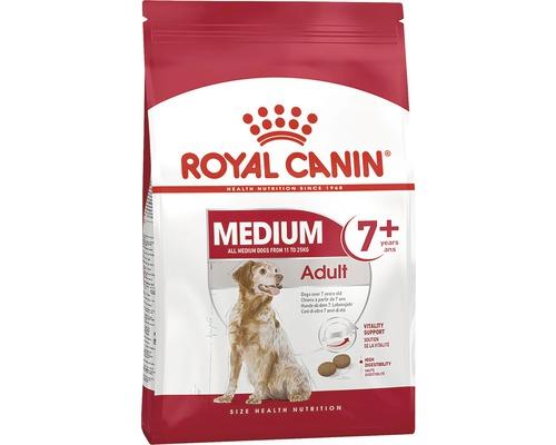 Hundmat ROYAL CANIN Medium Adult 7+ 4kg