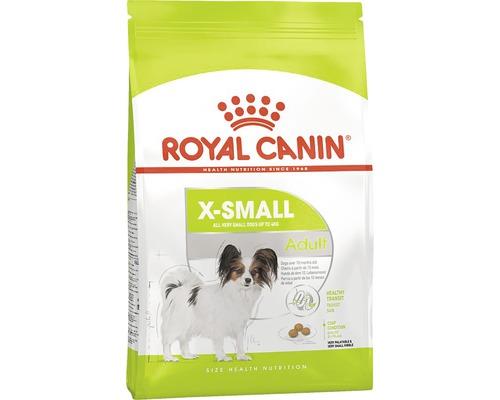 Hundmat ROYAL CANIN X-Small Adult 1,5kg