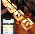 Ljuskälla PHILIPS Hue LED White Ambiance E14 5,2W 470lm varmt-kallvitt ljus dimbar styrbar via Bluetooth + Bridge