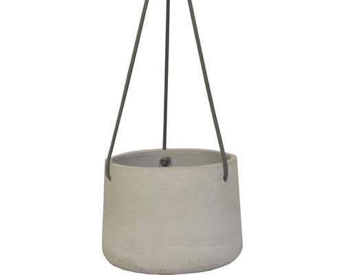 Ampel LAFIORA Ø23x17cm grå