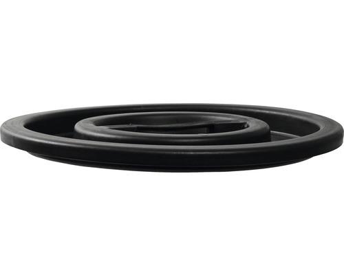 Lock till tunna NORDISKA PLAST 75L svart