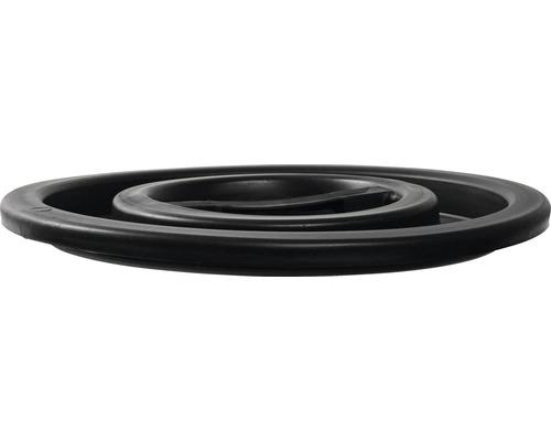 Lock till tunna NORDISKA PLAST 50L svart