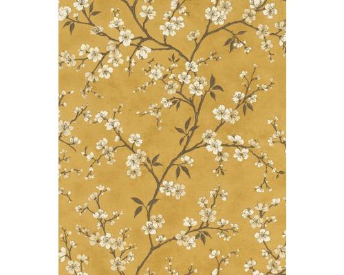 Tapet RASCH Floral gul 456721