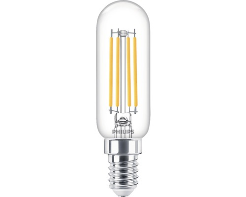 Kronljus PHILIPS LED 4,5W(40W) E14 470lm 2700K