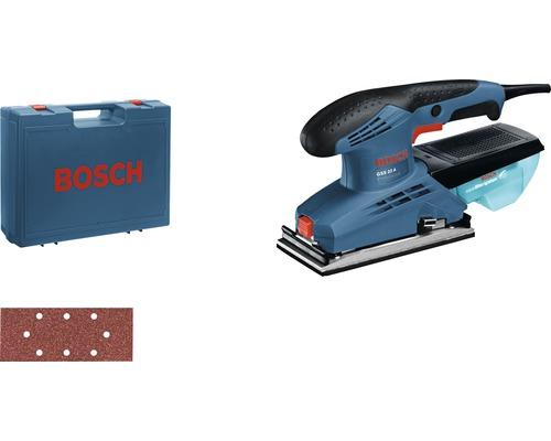 Planslip BOSCH PROFESSIONAL GSS 23 A inkl. 5xslippapper C430 och väska