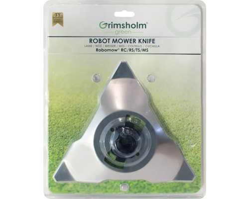 Kniv GRIMSHOLM GREEN för Robomow RC/RS/TS/MS