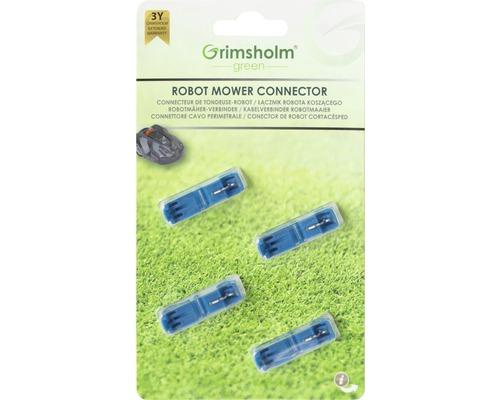 Anslutningskontakt GRIMSHOLM GREEN 4st