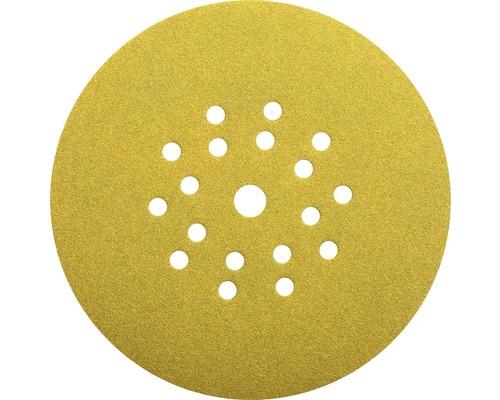 Excenterslippapper BOSCH Ø225mm kornstorlek 120 19 hål 25-pack
