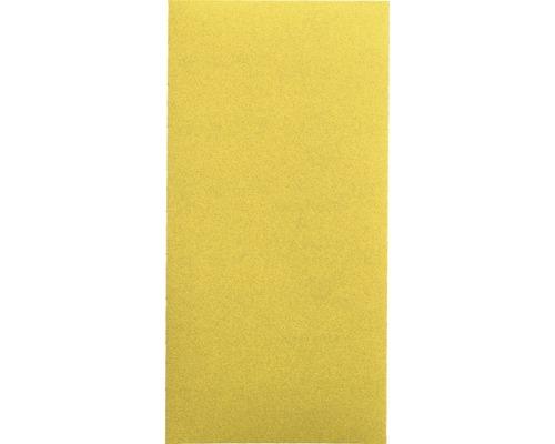 Planslippapper BOSCH 115x280mm kornstorlek 120 utan hål 50-pack