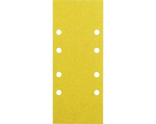 Planslippapper BOSCH 93x230mm kornstorlek 120 8 hål 50-pack