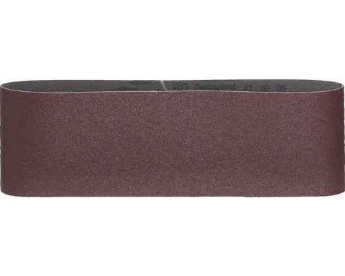 Bandslippapper BOSCH 75x457mm kornstorlek 60 10-pack